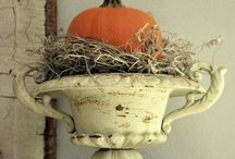 Fall decor / by Karen Nelson