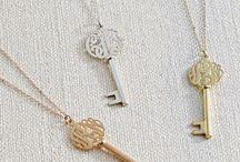 Jewelry / by Ashley Hoy