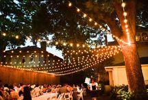 Lighting: Backyard/Deck