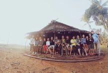 Foto Trip Suku Baduy