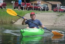 Kayaking, Hiking, Outdoors, Oh, My!