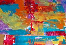 Paint & Playdough Ideas