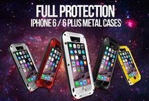 iPhone 6 / 6 Plus Cases / We have a variety of iPhone 6 / 6 Plus Cases such as bumper iPhone 6 cover, stylish flip iPhone 6 Plus case, Swarovski Crystal Cases an more. / by DSstyles ™