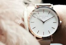 Must have watches by Rosefield