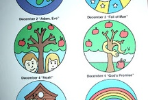 Sunday School / Different activities that I can do with the children on Sundays / by Elizabeth Arterburn