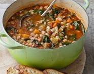 Soups & Stews / by Brenda Robinson
