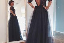 Grad dress idea's