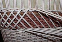 мк по плетению из бумажной лозы