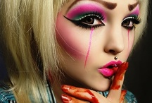 Fabulous makeup / by Kate Smith