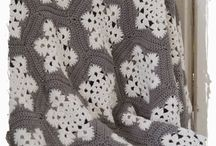 Handarbeit Decken