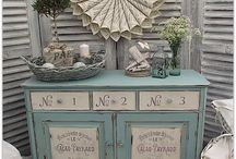 vintage french decor