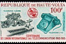 Haute Volta- Upper Volta Stamps
