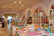 Ideeen interieur babywinkel