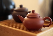 Tea in China / A look at the art of tea in China, from rustic teahouses to Yixing (fine clay) teapots to tea farms.