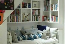 small spaces/ rooms
