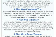 Godly Man / by Britani Anthony
