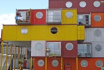 Container Homes & Other