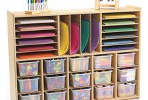 Home Kindy Storage Ideas