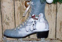 Boots & skates / by Nancy Genetti