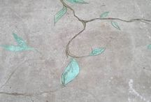 CONCRET FIX! / by Kathy Combs