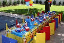 Noddy party