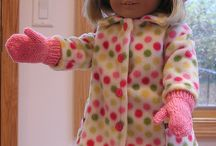 Doll clothes and things