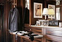 "CLOSETS & BUILT-INS / "" I like my money right where I can see it...hanging in my closet."""