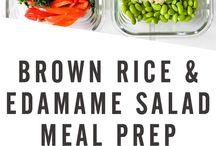 Prac Meal Prep Ideas