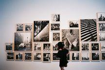 art exhibition  / Contemporary art.  Exhibition display. Curatorial.