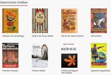 Selecciones Uniliber / Selecciones de autores en Uniliber: Libros y Coleccionismo Antiguos.  https://www.uniliber.com/