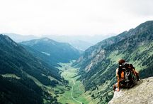 Backpacking.Camping.Hiking  / by Kristen-Lee Morris