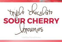 Sour Cherries / Anything Sour Cherry!