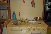 Little kitchen DIY