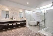 bathrooms / by Alex Glendenning
