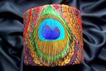 rainbow / trending - peacocks!
