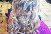 hair/makeup / by Rachel Schuttler