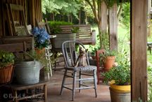 On the porch ideas