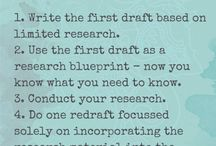 Research in writing