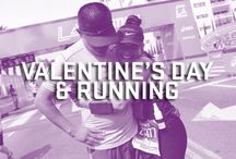Valentine's Day Running / How to make the most out of your Valentine's Day Run, whether you're in a relationship or not.