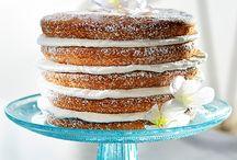 Desserts / every girls love them. :>