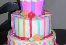 Decorated Cakes / Cakes of all kinds!!! / by What Crazy Is