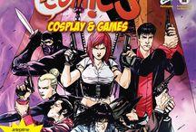 Rovigo Comics 2013 / Mostra mercato presso la piazza del centro commerciale Le Torri di Rovigo, 500 metri² coperti dedicati allo scambio di fumetti nuovi e usati, action figure, gadget e tutti gli articoli per cosplay.
