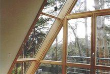 Dachgeschoss Glasgiebel