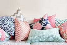 The pillow idea / by yvonne ring