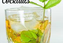 cocktails healthy way