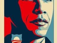 Obama / by Lori Sloan
