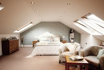 Loft Conversion Ideas / A look at various loft conversion ideas to help you make better use of the space in your home.
