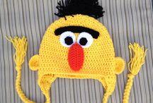 Sesamstraat crochet