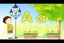 2o alfabeto clip