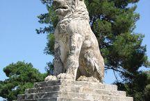 Amphipolis Lion / The tomb of Amphipolis.Information about the lion of Amphipolis.Photos-Video. http://www.thetombofamphipolis.com/amphipolis-lion/